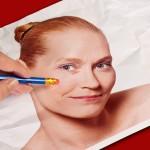 Retoucher les imperfections d'une photo