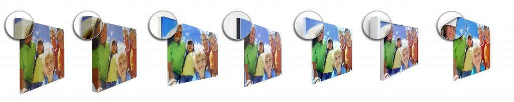 Les différentes solutions pour votre impression photo grand format