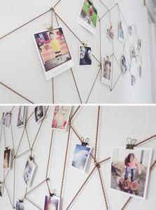 Un cadre photo design à souhait