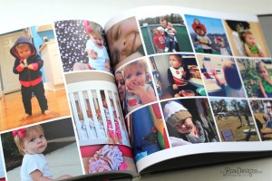 Exemple de Yearbook Instagram