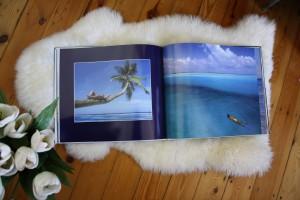 Fotoalbum van reis