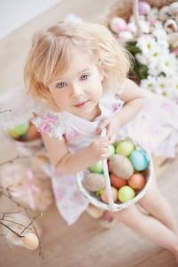 Photo de Pâques originale