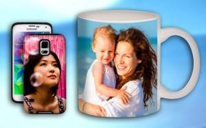 Impression photo mug